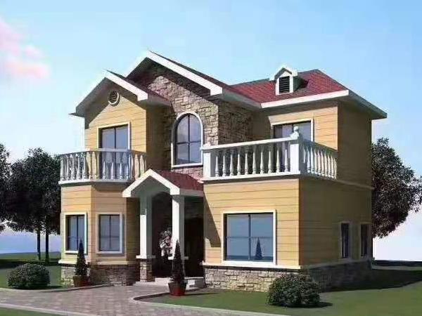 陕西人人让钢结构别墅走进挺进西北,带你感受不一样的美