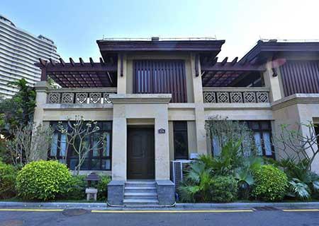 中式别墅大气豪华