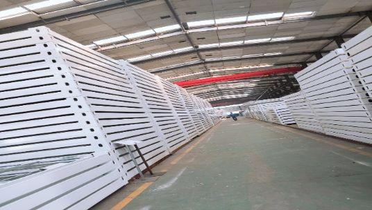 抗击新型肺炎,陕西钢结构企业在行动