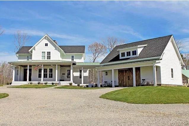 美式新型轻钢别墅造价低